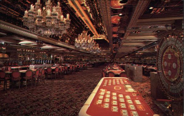 The Fabulous Golden Nugget Hotel Casino Atlantic City New Jersey