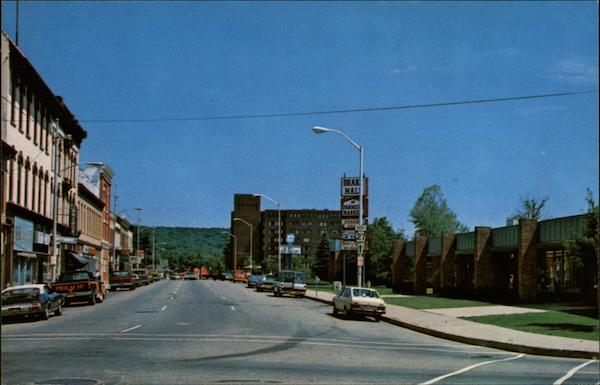 Downtown Ping District Usville Pennsylvania