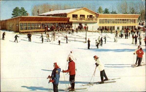 The Chalet, Mount Telemark Ski Area Cable Wisconsin