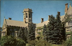 Sage Hall, Emma Willard School