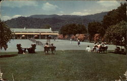 Tennis Courts, The Green Brier