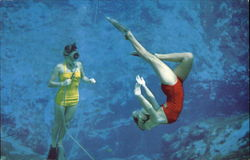 "Weeki Wachee ""Spring of the Mermaids"""