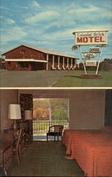 Colonial Brick Motel