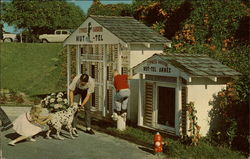 Mut-Tel, The Visiting Dogs Hotel, Cypess Gardens