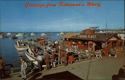 Greetings From Fisherman's Wharf