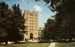 The Indiana Memorial Union, Indiana University