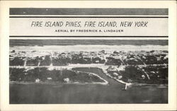 Fire Island Pines Postcard