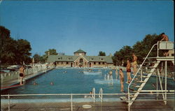 Porter Memorial Swimming Pool