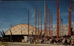 Seattle World's Fair Postcard