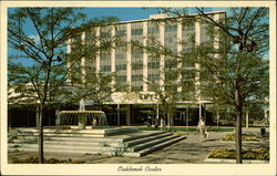 Oakbrook Center Postcard