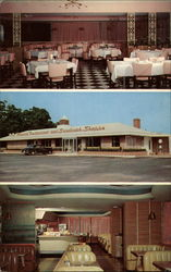 Belle Meade Restaurant & Sandwish Shoppe Postcard