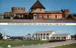 The Castle Restaurant and Olean Motel