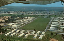 Aerial photo of Fort Gordon