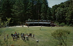 "Mission Springs' ""Frontier Camp"""