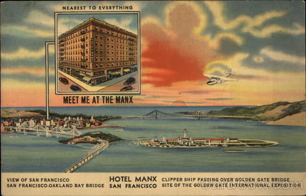 Hotel Manx San Francisco California