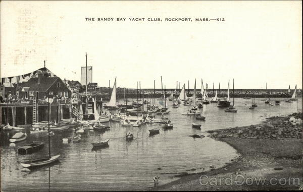 The Sandy Bay Yacht Club