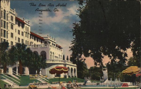 The Bon Air Hotel Augusta, GA