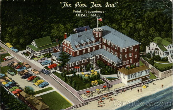 The Pine Tree Inn, Point Independence Onset Massachusetts
