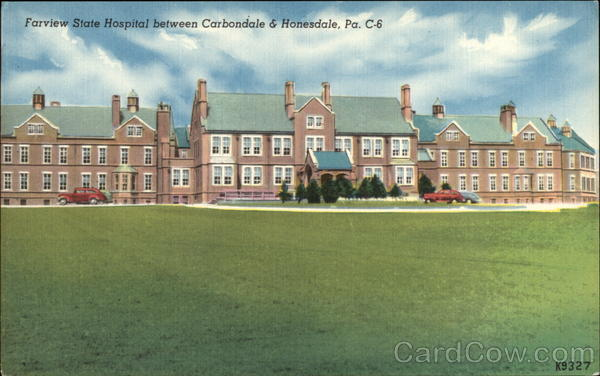 Fairview State Hospital Waymart Pennsylvania