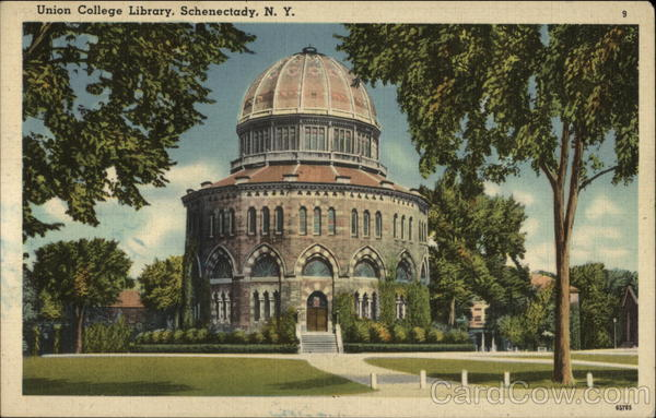 Union College Library Schenectady New York