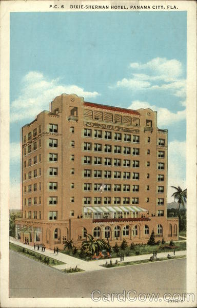 Dixie-Sherman Hotel Panama City Florida