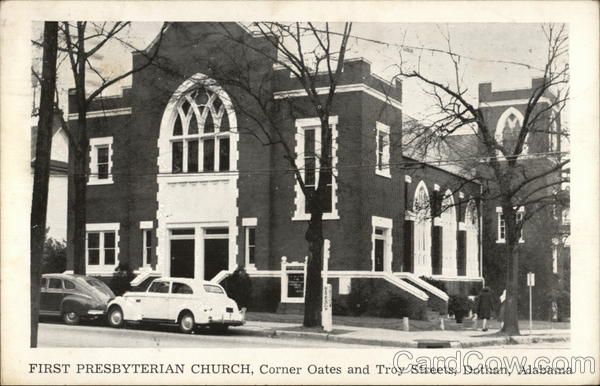 First Presbyterian Church Dothan Alabama