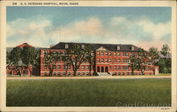 U. S. Veterans Hospital Boise Idaho