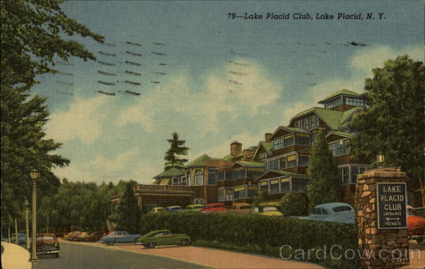 Lake Placid Club New York