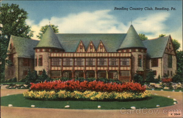 Reading Country Club Pennsylvania
