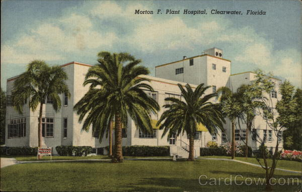 Morton F. Plant Hospital Clearwater Florida