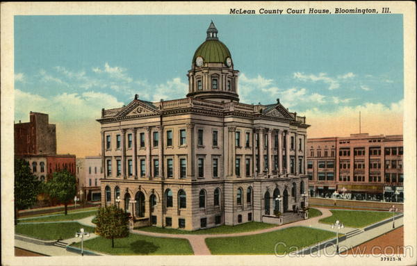 McLean County Courthouse and Square - Wikipedia, the free encyclopedia