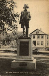 Baldwin Memorial Monument