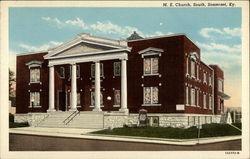 M.E. Church, South
