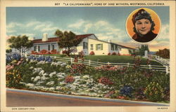 """La Californiana"", Home of Jane Withers"