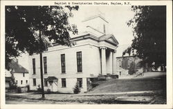 Baptist & Presbyterian Churches