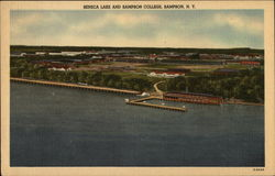 Seneca Lake and Sampson College