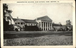 Administration Building, Elks National Home