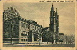 St. Paul's Catholic Church and School