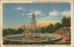 The Monkey Island, Washington Park