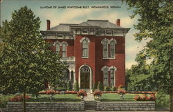 Home of James Whitcomb Riley