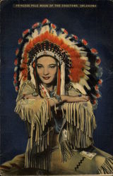 Princess Pale Moon of the Choctaws