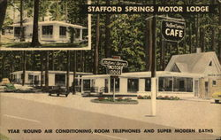 Stafford Springs Motor Lodge