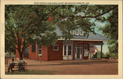 Post Office and Soda Shop