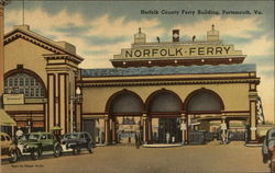 Norfolk County Ferry Building