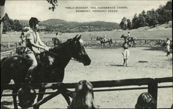 Teela-Wooket, the Horseback Camps