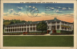 Lower Lakeside Lodge