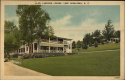 Lakeside Lodges