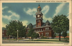 Bradley County Court House