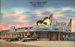 Marty's Lobster House