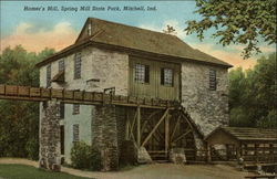 Maher's Mill, Spring Mill State Park